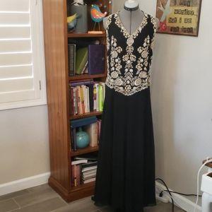 JK ARA New York Formal Dress Size 12